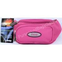 Jeep Small Bum Bag in Hot Pink / Fuschia