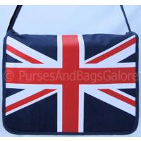 Union Jack Shoulder Bag / Messenger Bag