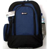 Hi-Tec Rucksack / Backpack Black & Blue