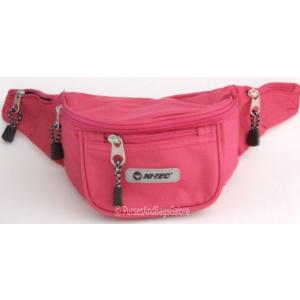 Ladies' Bum Bag Hi-Tec Hot Pink